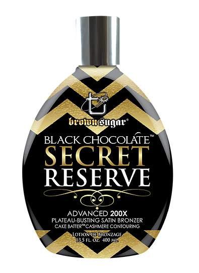 BLACK CHOCOLATE SECRET RESERVE 200x (400 ml)