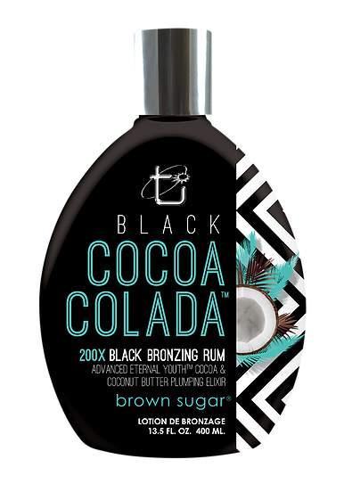 BLACK COCOA COLADA 200x (400 ml)