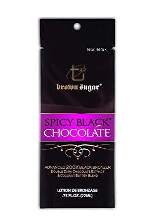 SPICY BLACK CHOCOLATE 200x (400 ml)