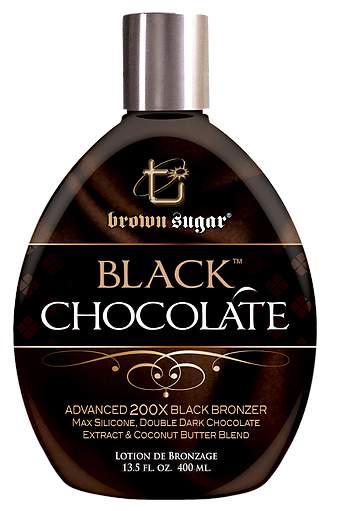 Brown Sugar Black Chocolate 200x (400ml)