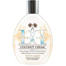 DOUBLE DARK COCONUT CREAM 400x (400 ml) (új)