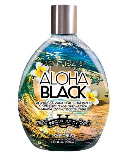 ALOHA BLACK 200x (400 ml)