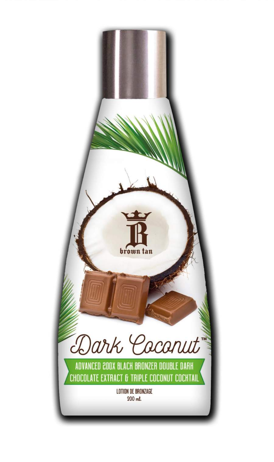 DARK COCONUT 200x (200 ml)