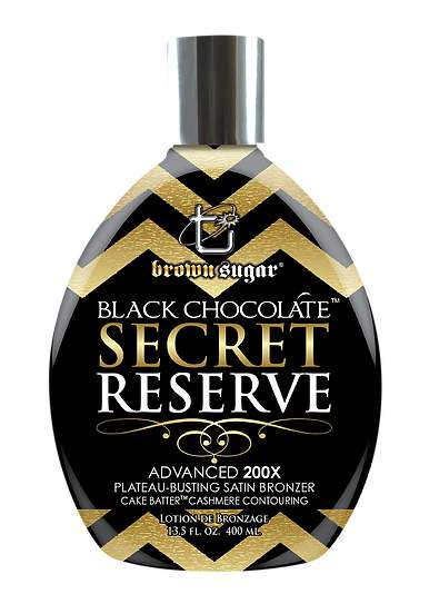 BLACK CHOCOLATE SECRET RESERVE 200x (400 ml)