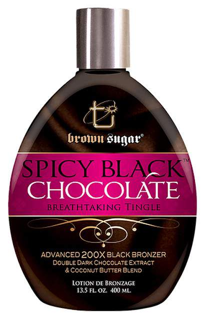 SPICY BLACK CHOCOLATE 200x (400 ml)