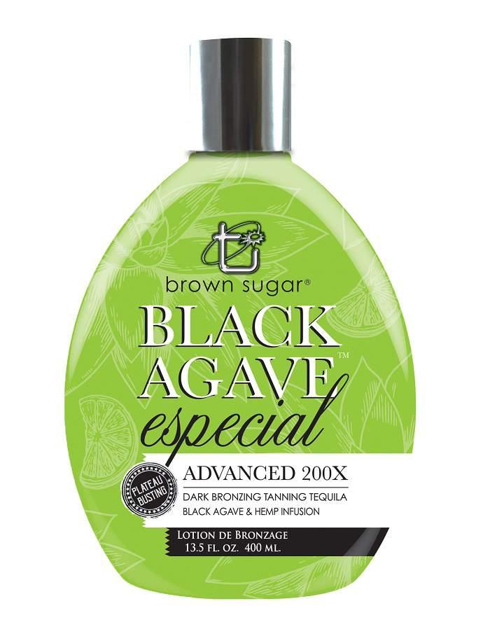 BLACK AGAVE especial 200x (400 ml)