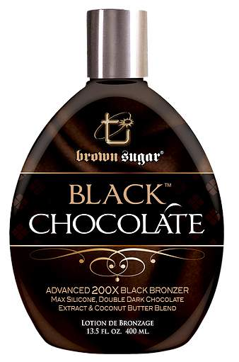 Brown Sugar Black Chocolate 200x (400ml)