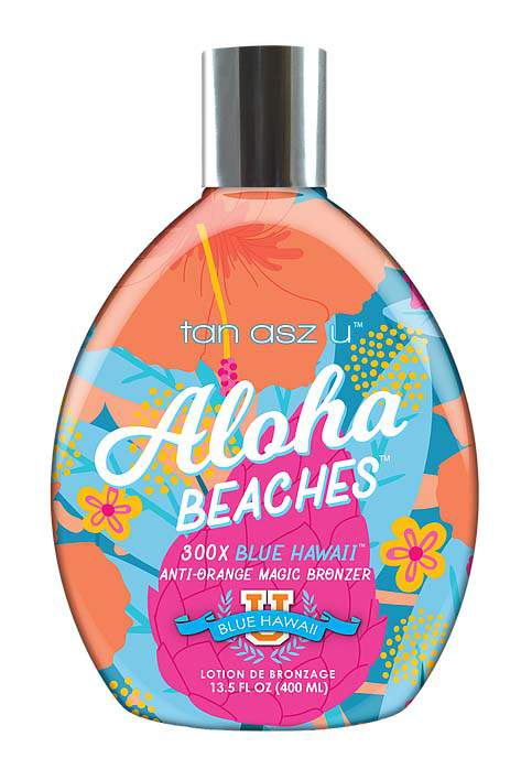 ALOHA BEACHES 300X (400 ml)